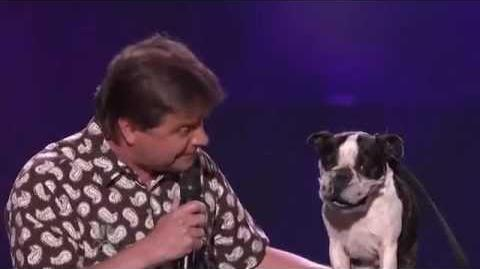 Todd Oliver and Irving - Vegas Round - America's Got Talent 2012