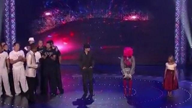 1st result on America's Got Talent 2010 FINALE-0