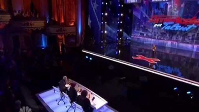 Lil Starr, Auditions ~ America's Got Talent 2012-0
