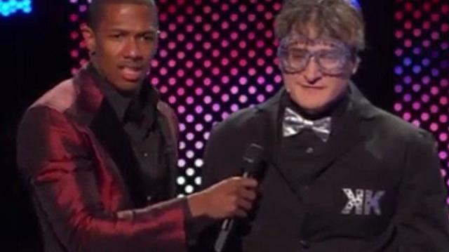 The Kinetic King, Semi-Finals ~ America's Got Talent 2011-0