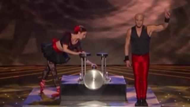 Rudi Macaggi ~ America's Got Talent 2010, Top 48 Compete Week-4