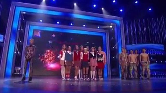 YouTube Results ~ America's Got Talent 2011 Live (p2)