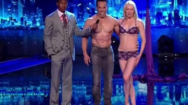 Donovan & Rebecca, Top 48 Q2 ~ America's Got Talent 2012-0