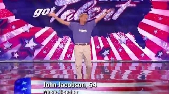 John Jacobson, 54 ~ America's Got Talent 2011, LA Auditions-0