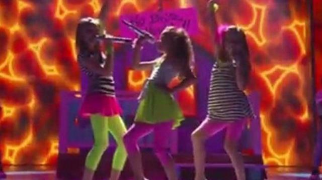 Avery and the Calico Hearts ~ America's Got Talent 2011 Wild Card