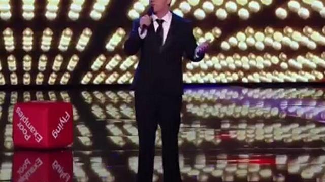 Tom Cotter, The Finals ~ America's Got Talent 2012-0