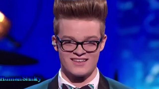 Jake Wesley Rogers, Wild Card ~ America's Got Talent 2012-0