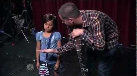 Jorge and Alexia - Vegas Round - America's Got Talent 2012