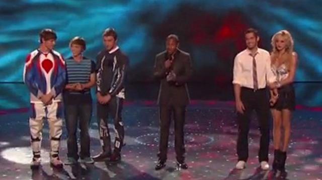 Top 48 Results (Q2) ~ America's Got Talent 2011 LIVE (p6)