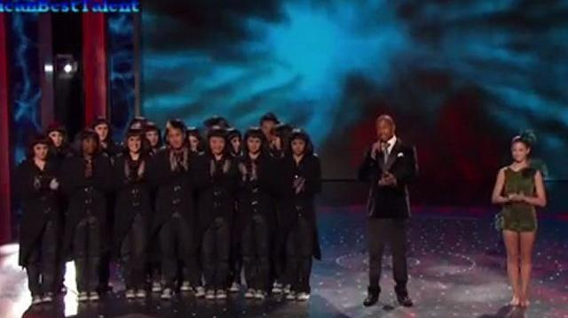 YouTube Results ~ America's Got Talent 2011 Live (p5)-0