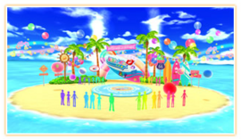 Sunshine Beach Stage