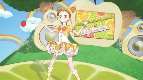 Aikatsu! 10 Insert song - Angel Snow