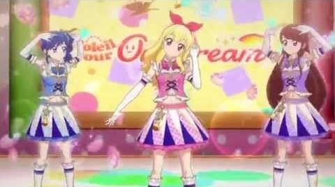 (HD)Aikatsu!-Soleil-Good Morning My Dream (Episode 125)