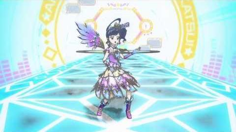 Aikatsu! Episode 90 Stranger Alien Aoi-0