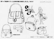 Dreaca school bag design
