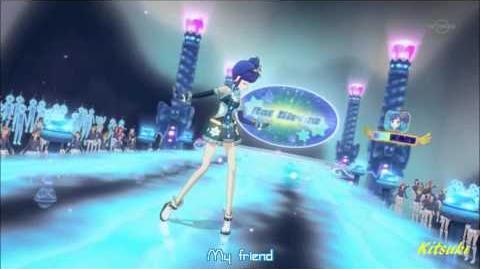 【HD】Aikatsu! - episode 07 - Aoi - prism spiral【中文字幕】