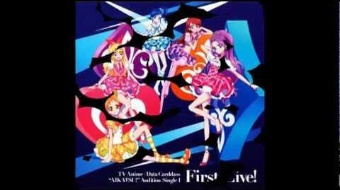 Aikatsu! Angel Snow (Off Vocal)-0