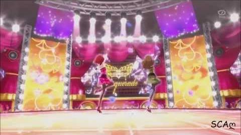 【HD】 Aikatsu 「Wake Up My Music」Masquerade Episode 48