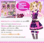 Dolly Devil card set Img goods01