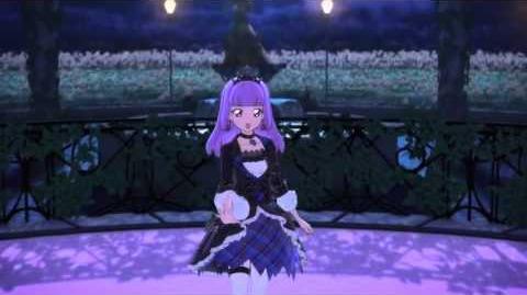 (HD)Aikatsu!-Sumire-Queen of Roses (Episode 176)