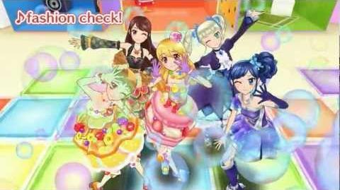 アイカツ!第3弾ミュージックビデオ公開☆「fashion check!」