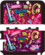 Swing Rock 3DS hard Cover
