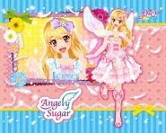 Aikatsu anime desktop wallpaper-1280x1024