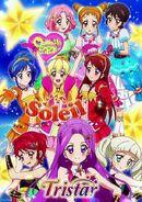Posters Soleil,Tristar & Powapowa-Puririn