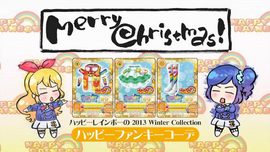 Aikatsu happyrainbow winter-ed4