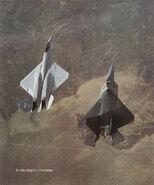 PAV2 & YF-22 2