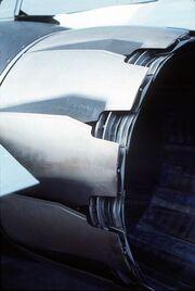 F110 Burner Can