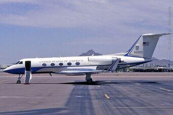 C-20 Gulfstream III