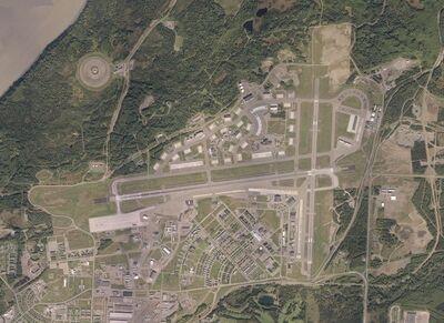 Elmendorf AFB Alaska - 10sep2002