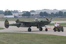 Lockheed P-38