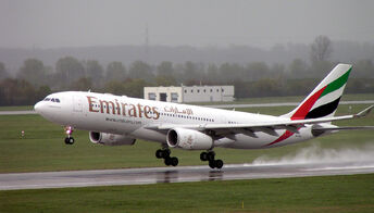 Airbus A330-200 Emirates A6-EAL