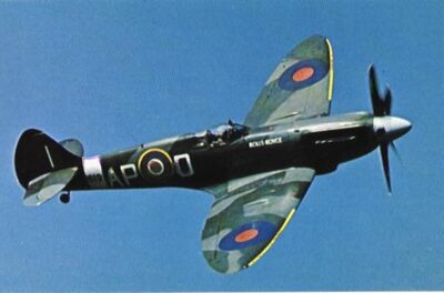 JSJ PC Supermarine Spitfire 4