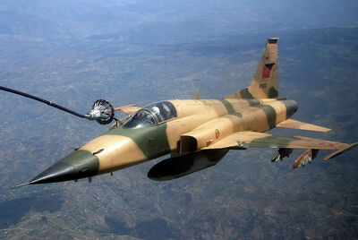 800px-Moroccan F-5 jet