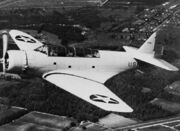 800px-Douglas XTBD-1 in flight 1935