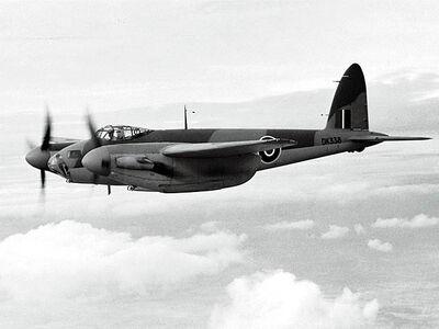 De Havilland DH-98 Mosquito ExCC