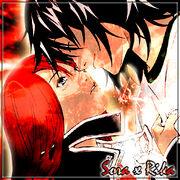 Sora x Rika Is love by Tsunade 17