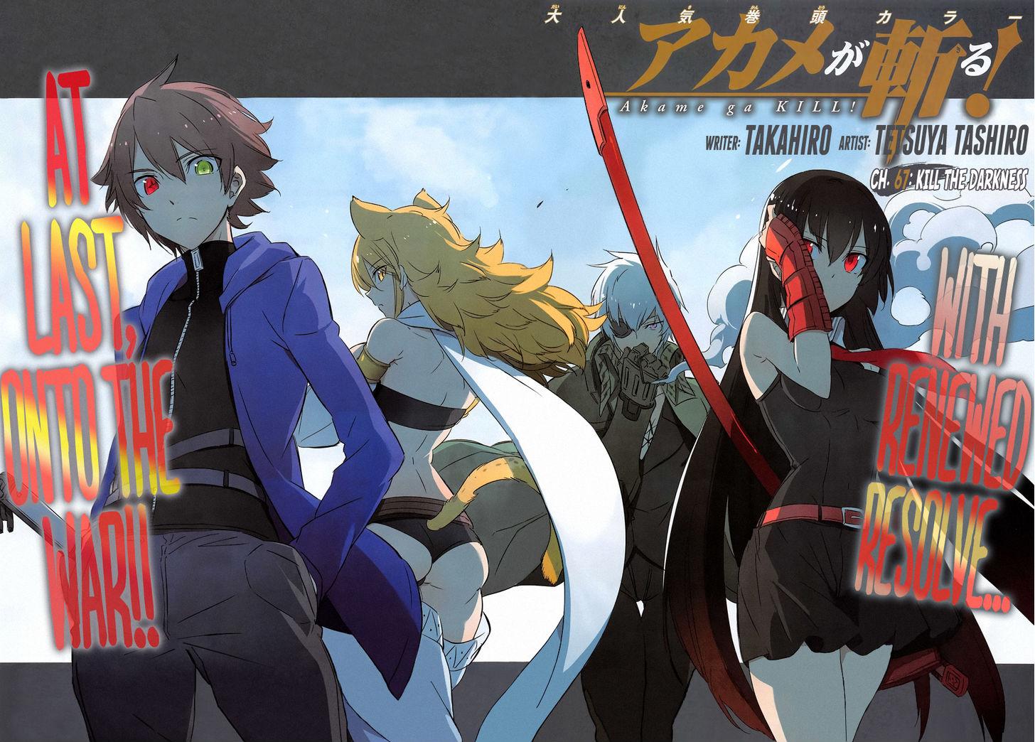 Category:Volume 14 | Akame Ga Kill! Wiki | Fandom powered ...