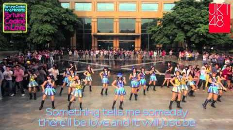 "JKT48 ""Fortune Cookie in Love"" (English Version)"