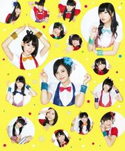 HKT48 Hikaeme I love you Poster.jpg