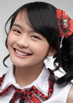 JKT48 Riskha Fairunissa 2014