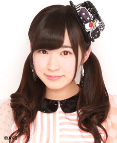 SKE48 Iwanaga Tsugumi 2014