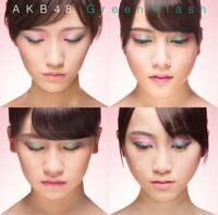 AKB48 - Green Flash Type H Lim