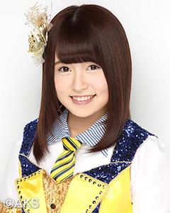 HKT48 Tomiyoshi Asuka 2015