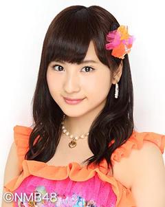 NMB48 Hayashi Momoka 2015