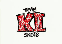 SKE48 Flag TeamK