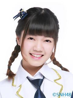 SNH48 Zeng LinYu 2014